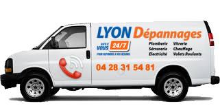 camion dépannage Lyon