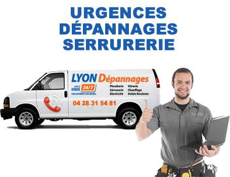 Serrurier Vaulx-En-Velin