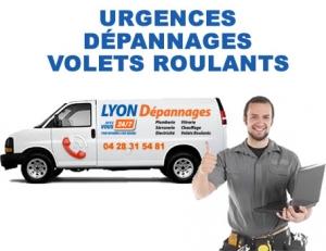 Volet Roulant lyon