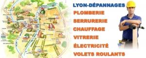 Depannages Lyon